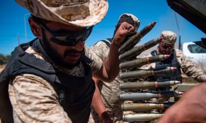 Dangereuse mobilisation de mercenaires syriens et soudanais à nos frontières est