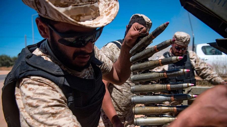 Libye Soudanais