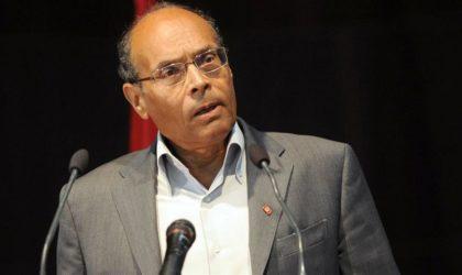 Marzouki : «L'Arabie Saoudite, les Emirats et l'Egypte ciblent le Maghreb»