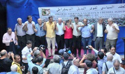 Le PAD appelle à mettre le FLN au musée et interdire l'usage de la religion à des fins politiques