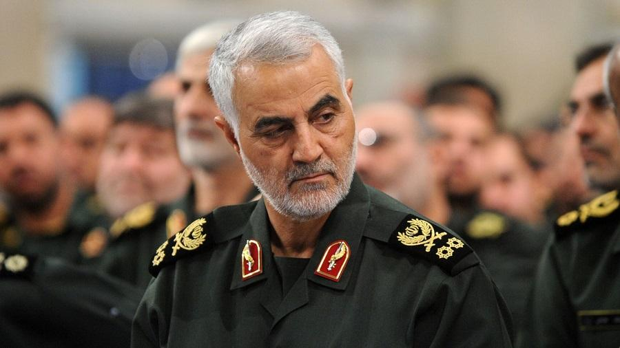 Soleimani «attaché culturel»