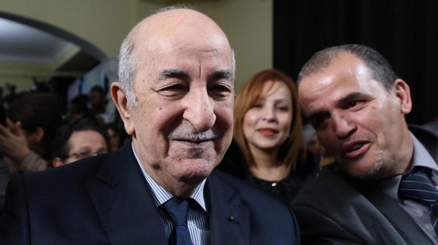 Tebboune président