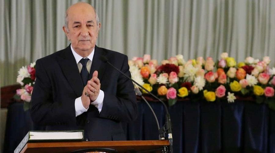 Tebboune présidentielle