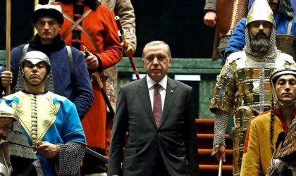 Erdogan veut rééditer le coup de 1830 et vendre le monde musulman à l'Occident