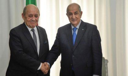 Alger et Paris reportent les nombreux contentieux bilatéraux qui fâchent