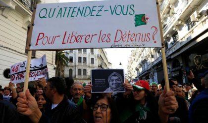 Vingt manifestants poursuivis pour atteinte à l'ordre public et port du drapeau amazigh
