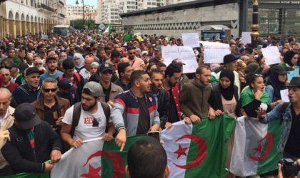 Plusieurs étudiants interpellés lors de leur 49e marche de mardi à Alger