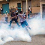 explosion sociale Maroc