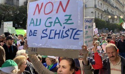 49e vendredi de manifestation : non au gaz de schiste