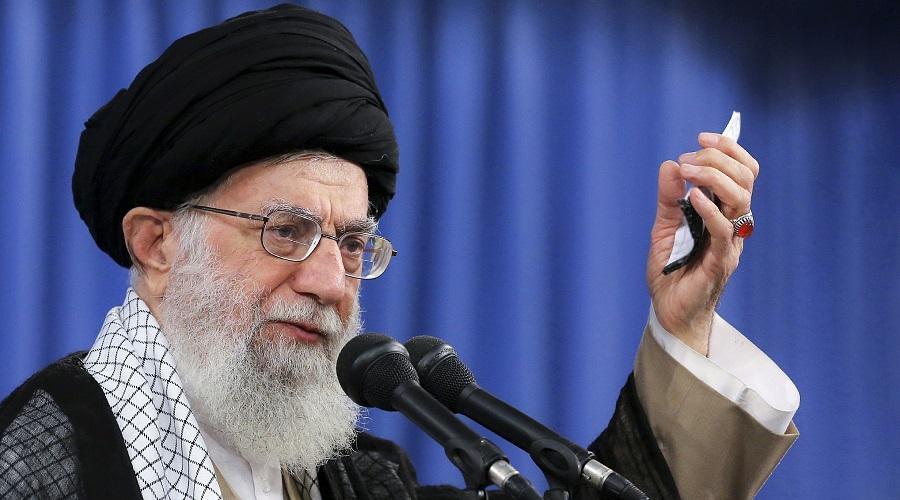 khomeini guerre du Golfe