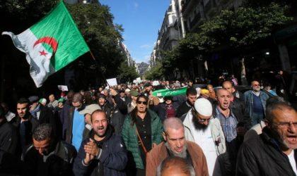 50e vendredi de marche : Djamila Bouhired en guest star et le drapeau palestinien de retour