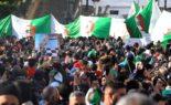 48e vendredi : grandiose marche contre le système à Alger