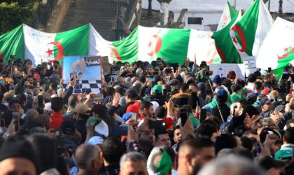 Braves hirakistes d'Algérie