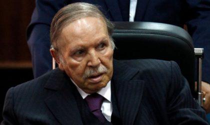 Qui distille les rumeurs sur la mort de Bouteflika et son frère et dans quel but ?