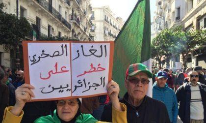 Plusieurs pétitions lancées contre l'exploitation annoncée du gaz de schiste