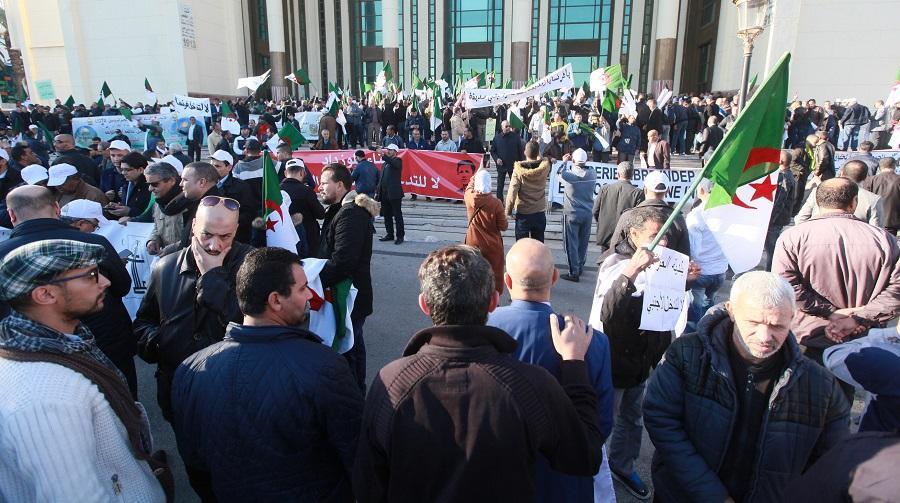 ugta travailleurs algériens