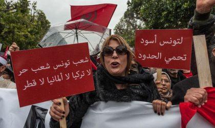 Les Tunisiens réagissent violemment à l'affaire des 150 millions de dollars