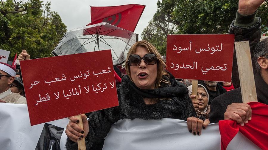 150 Tunisiens