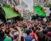 Les Algériens manifestent massivement pour le 55e vendredi
