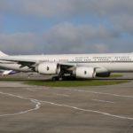 A340 avion présidentiel