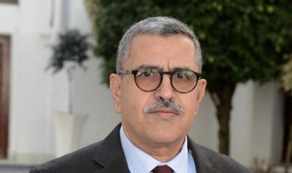 Djerad charge l'ancien gouvernement et les parlementaires de la majorité