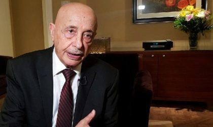 Il a été reçu par tous les protagonistes : le «conseil» des Libyens à Boukadoum