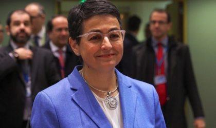 Désaccord sur les frontières maritimes : la ministre des Affaires étrangères espagnole mercredi à Alger
