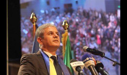 Le RCD dénonce une campagne menée contre le parti par «la police politique du régime»