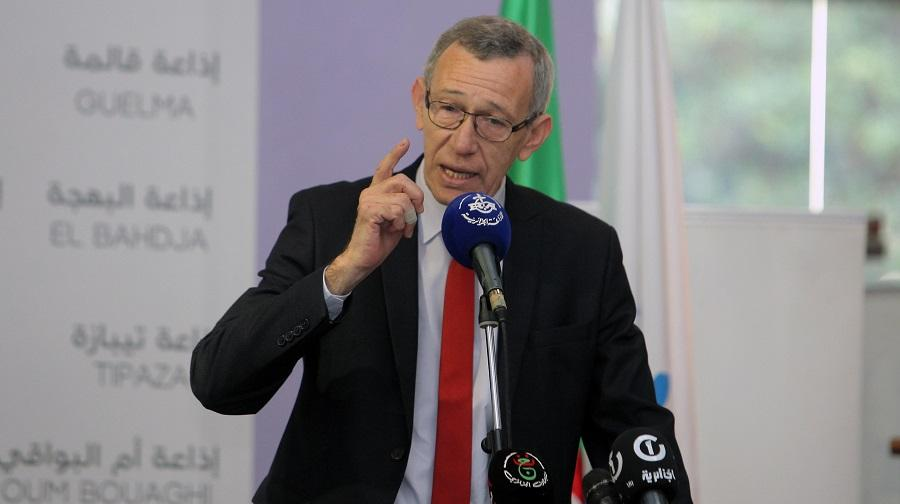 Belhimer ministre de la Communication