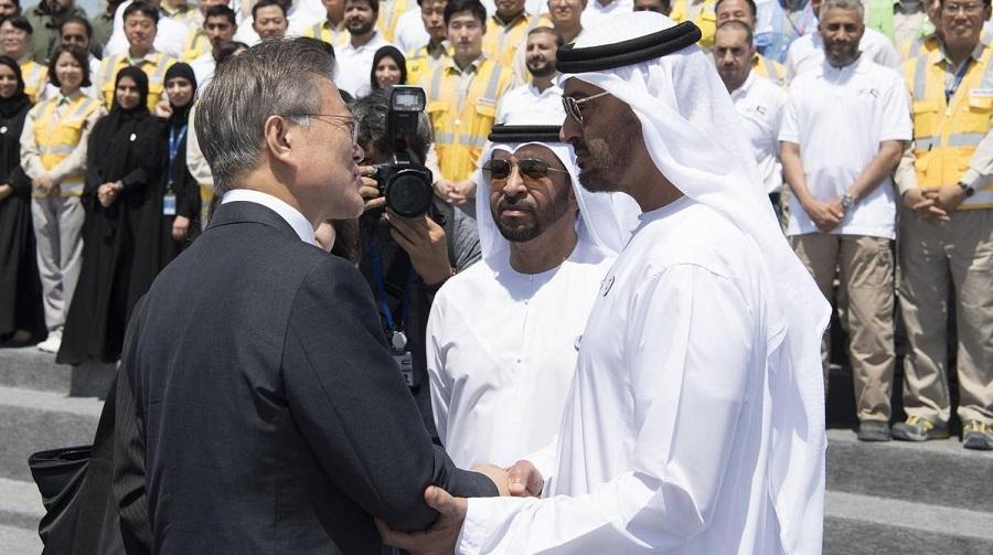 nucléaire Emirats