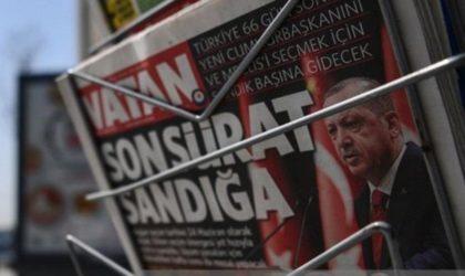 Erdogan amplifie sa propagande mensongère après son fiasco en Syrie