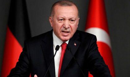 Quand l'arrogant président turc Erdogan reçoit une raclée en Syrie et en Libye