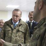 Erdogan Libye
