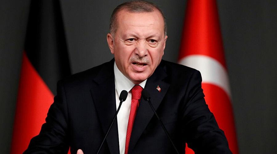 guerre Erdogan