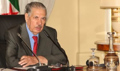 Série de communiqués de soutien à Goudjil : comme au temps de Bouteflika