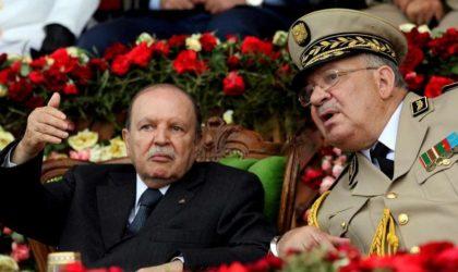 Ces ministres immolés pour cacher les abus du binôme Bouteflika-Gaïd-Salah