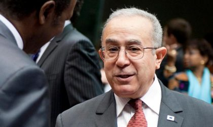 Le diplomate chevronné Ramtane Lamamra marque son grand retour