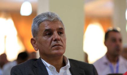 Mohcine Belabbès dénonce  «l'acharnement» de l'administration contre le RCD