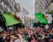 Marche gigantesque aujourd'hui à Alger à l'occasion du 22 Février