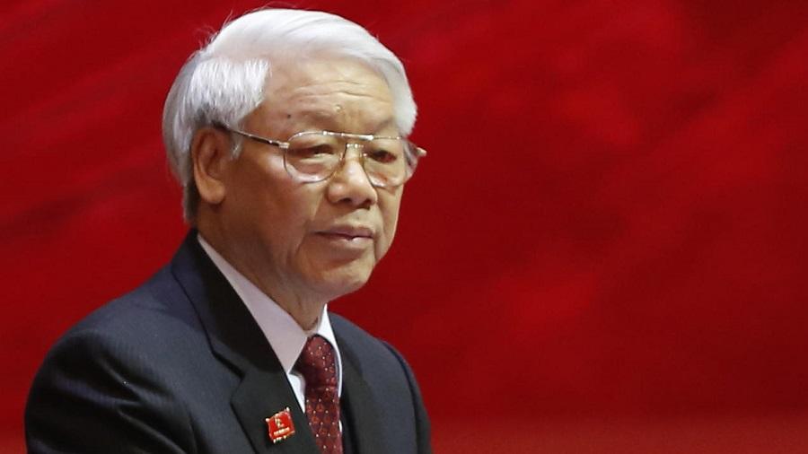 Nguyên Phu Trong Parti communiste vietnamien