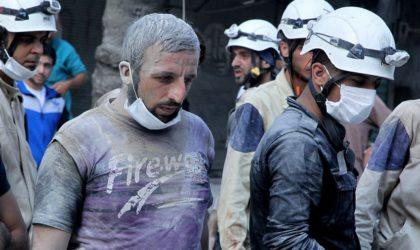 Syrie : les Casques blancs préparent une nouvelle attaque chimique à Idlib