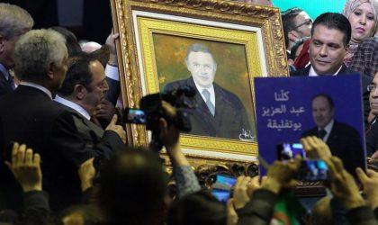 De nombreux Algériens indignés par la réapparition honteuse du culte du cadre