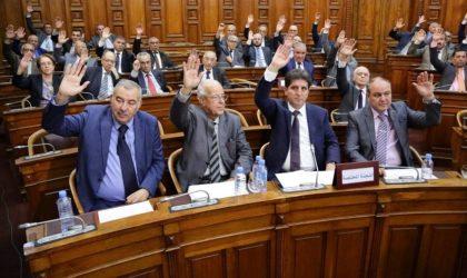 Ce que l'inamovible Salah Goudjil veut faire du Sénat : le lapsus révélateur