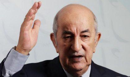 Des sources : «Le discours du président Tebboune va avoir un effet inhibant»