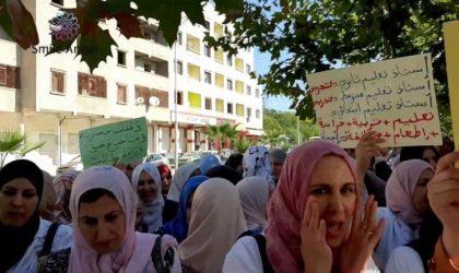 Le RCD dénonce la répression contre des enseignants du cycle primaire