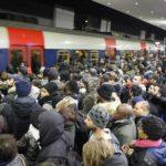 métro Emmanuel Macron