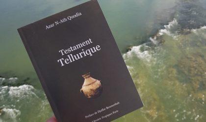 Regard sur le poète algérien de demain Azar N-Ath Quodia