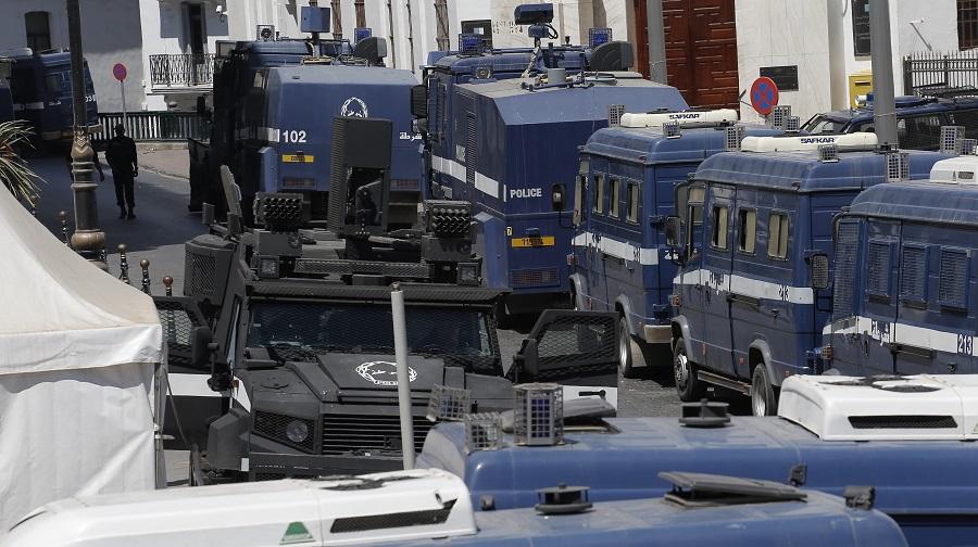 police Alger