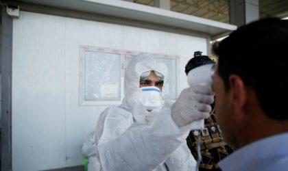 Coronavirus : état d'alerte dans la base de vie de l'ENI à Hassi Messaoud