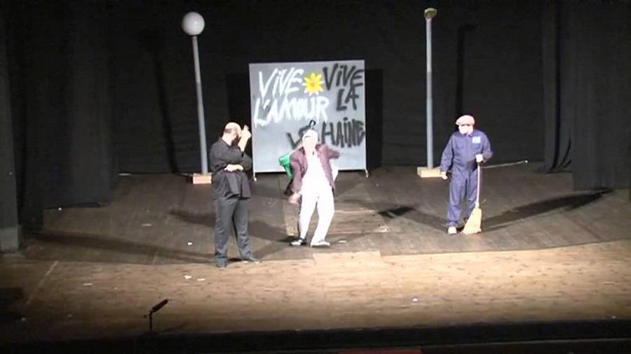 théâtre La Fourmi et l'Eléphant